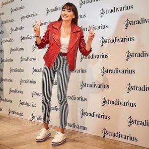 Striped Stradivarius Jeans